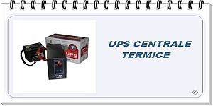 ups centrale termice